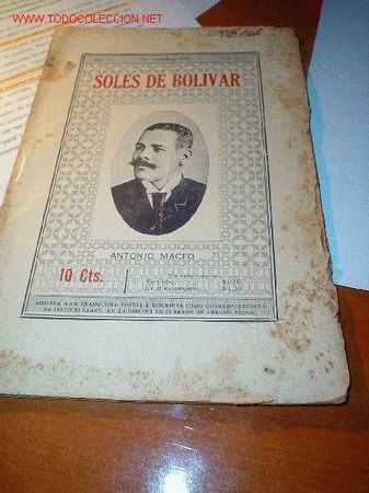 1936.- MASONERIA. SOLES DE BOLIVAR. REVISTA MASÓNICA. (Libros Antiguos, Raros y Curiosos - Religión)