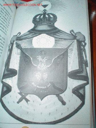 Libros antiguos: MASONERIA. LA OSCURA SOMBRA DE LA FRANCMASONERÍA. GRANDES ENIGMAS HISTÓRICOS ESPAÑOLES - Foto 2 - 27324391