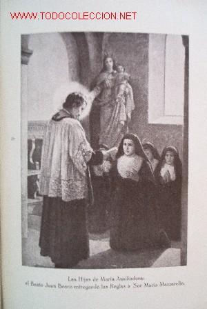 Libros antiguos: VIDA DEL BEATO JUAN BOSCO - año 1930 - Foto 5 - 26812514