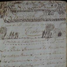Libros antiguos: SEMINARIO CONCILIAR DE SAN JOSE DE PALENCIA.SATURNINO CADENAS ,MANUSCRITO.14.5X11.PALENCIA. Lote 26895985