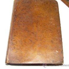 Libros antiguos: ANTIGUO LIBRO DE PIEL 1.853. Lote 26918464