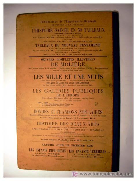 Libros antiguos: EL ANTIGUO Y NUEVO TESTAMENTO EN 100 CUADROS 1880 IMPRESIONANTES DIMENSIONES 52CM X 33CM - Foto 18 - 26947516