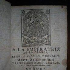 Libros antiguos: 1695. CEREMONIAL ROMANO DE LA MISSA REZADA. BARTOLOMÉ DE OLALLA. 1ª EDICIÓN. IMPOSIBLE DE ENCONTRAR. Lote 26508990