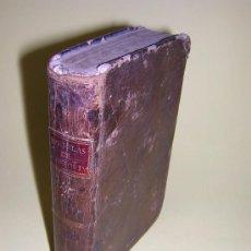 Libros antiguos: 1794 - EPISTOLAS SELECTAS DE SAN GERONIMO TRADUCIDAS POR LOPEZ CUESTA. Lote 27508235