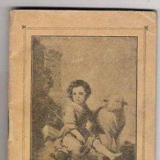 Libros antiguos: 1200 MANOJITO DE FLORES 1916 - RAMÓN RUIZ AMADO RECOGIDAS EN LOS EJERCICIOS ESPIRITUALES . Lote 21808095