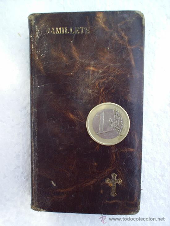 RAMILLETE DEL CRISTIANO 1932-PRACTICA MANUAL (Libros Antiguos, Raros y Curiosos - Religión)