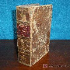 Libros antiguos: 1762 MYSTICA CIUDAD DE DIOS. SOR MARIA JESUS DE AGREDA. LIBRO VI DE LA SEGUNDA PARTE. RARO. Lote 26858369