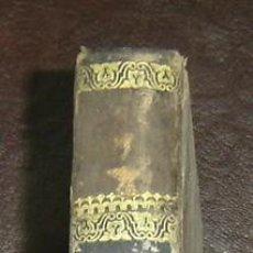 Libros antiguos: BIBLIOTECA COMPLETA DE ORATORIA SAGRADA - TRONCOSO - TOMO 11 - MADRID 1847. Lote 14935606