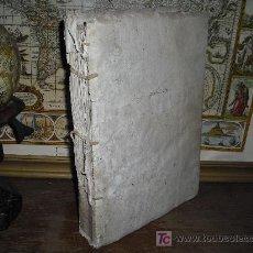 Libros antiguos: 1759 MELCHIORIS CANI EPISCOPI CANARIENSIS OPERA. TYPOGRAPHIA REMONDINIANA. EN CUARTO.. Lote 27413330