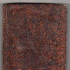 Libros antiguos: AÑO CRISTIANO O EJERCICIOS DEVOTOS POR EL P. JUAN CROISSET. ENERO. LIBRERIA RELIGIOSA.BARCELONA 1853. Lote 18367380