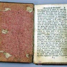 Libros antiguos: VIDA DE SANTA GENOVEVA PRINCESA DE BRABANTE FINALES S XVIII PRINCIPIOS S XIX. Lote 14706417