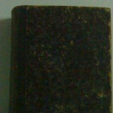 Libros antiguos: AÑO CRISTIANO LIBRO DE 1868 EJERCICIOS DEVOTOS SANTORAL DE SEPTIEMBRE Y OCTUBRE. Lote 26327531