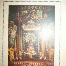 Old books - NOVENARIO A NTRA. SRA. DEL PILAR. MARIANO SUPERVIA. ZARAGOZA. 45 P. 8 X 12 CM. - 16044785