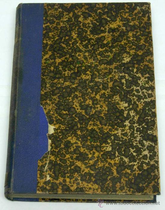 Libros antiguos: Los mártires ó triunfo de la religión cristiana Chateaubriand Ed Saturnino Calleja - Foto 4 - 222738243