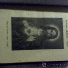 Libros antiguos: LIBRO ANTIGUO DE RELIGION OFICIOS COMPUESTO POR 9 REVISTITAS DE OFICIOS. Lote 17532454