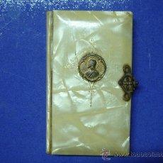 Libros antiguos: DEVOCIONARIO DE ORACIONES PRIMERA COMUNION IMPRESO EN EL AÑO 1927 BARCELONA. Lote 27418565