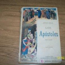 Libros antiguos: LOS APÓSTOLES, TOMO II- ERNESTO RENAN-BARCELONA.- CASA EDT: MAUCCI-1901. Lote 17577381