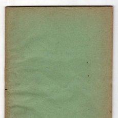 Libros antiguos: CUADERNO 1º LECCIONES AUTOGRAFIADAS DE RELIGION Y MORAL POR JOSE Mª FLOREZ. Lote 18199616