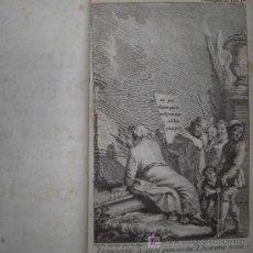 """Libros antiguos: """"HISTORIE DU CIEL"""" (TOMO I) DE PLUCHE, 1739. CONTIENE 25 GRABADOS.. Lote 18596587"""