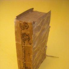 Libros antiguos: 1694 - LOPEZ CUESTA - EPISTOLAS SELECTAS DEL MAXIMO DOCTOR DE LA IGLESIA SAN GERONIMO - PAMPLONA. Lote 26299839