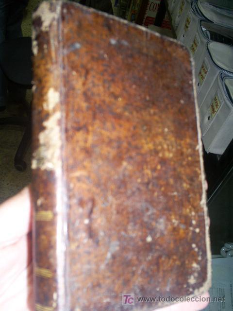 Libros antiguos: El sacerdote santificado por el atento rezo de divino oficio Tomo II Año 1789 RM38176-V - Foto 2 - 26165927