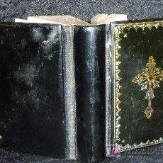 Libros antiguos: DEVOCIONARIO DEL CRISTIANO. MANUAL POR BERNARDO DE LA CRUZ. 1872. HERMANOS LLORENS. . Lote 26272968