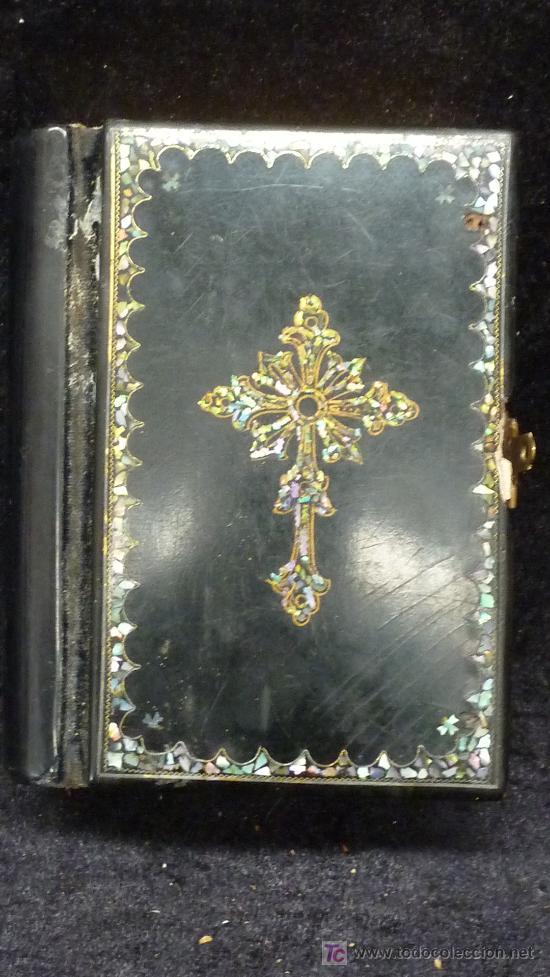 Libros antiguos: Devocionario del cristiano. Manual por Bernardo de la Cruz. 1872. Hermanos Llorens. - Foto 2 - 26272968