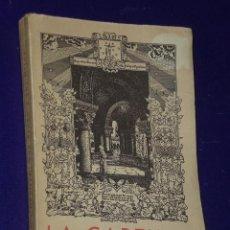 Libros antiguos: LA CARTUJA. SAN BRUNO Y SU HIJOS.(1933). Lote 23248913