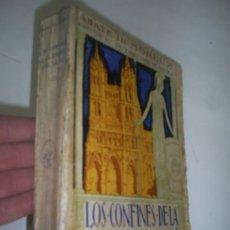 Libros antiguos: LOS CONFINES DE LA CIENCIA Y DE LA FE ABATE TH. MOREUX AGUILAR 1929 RM43406. Lote 20783433
