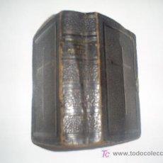 Libros antiguos: DIAMANTE DEL CRISTIANO DEVOCIONARIO QUE CONTIENE LAS HORAS DIVINAS SEMANA SANTA .... 1846 RM45927. Lote 26165930