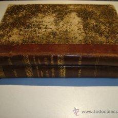 Libros antiguos: LA BIBLIA VULGATA LATINA - NUEVO TESTAMENTO (3 TOMOS EN 2 LIBROS) (1851). Lote 25988942