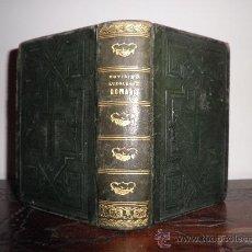 Libros antiguos: NOVISIMO EUCOLOGIO ROMANO - D.JOSE SAYOL - AÑO 1851 - BELLAMENTE ILUSTRADO.. Lote 24989496