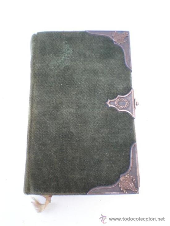 MISAL ANTIGUO FRANCES (Libros Antiguos, Raros y Curiosos - Religión)