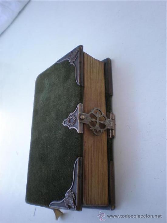 Libros antiguos: misal antiguo frances - Foto 2 - 21463564