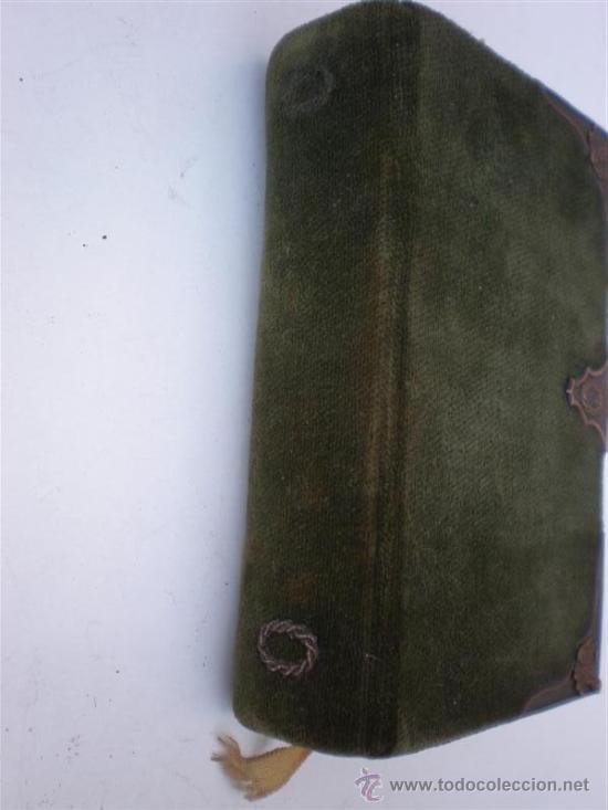 Libros antiguos: misal antiguo frances - Foto 3 - 21463564