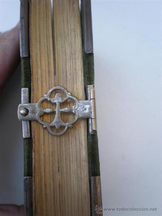 Libros antiguos: misal antiguo frances - Foto 7 - 21463564