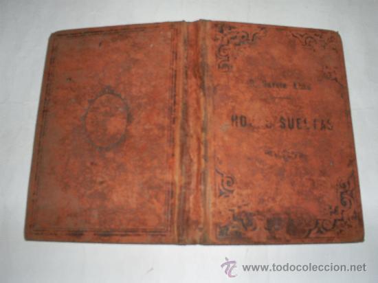 HOJAS SUELTAS ESCRITAS POR DIFUNTO SEÑOR CANÓNIGO SANTA IGLESIA CATEDRAL LUGO 1894 GALICIA RM48368-V (Libros Antiguos, Raros y Curiosos - Religión)
