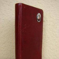 Libros antiguos: EXTRAORDINARIO LIBRITO RELIGIOSO.VISITA AL SANTISIMO SACRAMENTO. CON ESMALTE. Lote 27040545