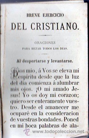 LUZ DIVINA. DEVOCIONARIO COMPLETO AÑO 1865 (Libros Antiguos, Raros y Curiosos - Religión)