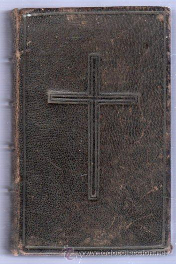 Libros antiguos: LUZ DIVINA. DEVOCIONARIO COMPLETO AÑO 1865 - Foto 9 - 25382835