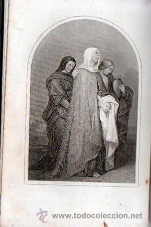 Libros antiguos: LUZ DIVINA. DEVOCIONARIO COMPLETO AÑO 1865 - Foto 2 - 25382835