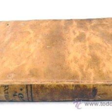 Libros antiguos: QUARESMA DEL P.FR. ANTONIO ANDRÉS, TOMO III. VALENCIA, 1771. TAMAÑO: 16X21 CM. Lote 25405362