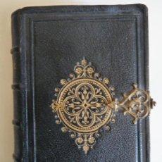 Libros antiguos: EL RAMILLETE DE LA MUJER CRISTIANA. COLECCIÓN DE EJERCICIOS, ORACIONES Y OFICIOS. Lote 25474386