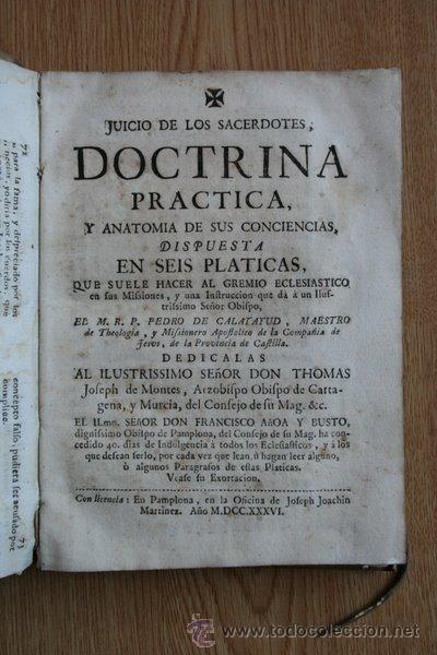 juicio de los sacerdotes, doctrina practica, y - Comprar Libros ...