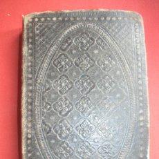 Libros antiguos: OFICIO PARVO DE NUESTRA SEÑORA -AÑO 1875. Lote 25911360
