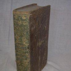 Libros antiguos: TESORO DEL SACERDOTE - 1866 - POR EL P. JOSE MACH. Lote 151478084