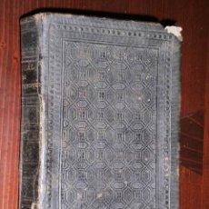 Libros antiguos: MANUAL DE MEDITACIONES POR P. TOMÁS DE VILLACASTÍN DE LIBRERÍA RELIGIOSA EN BARCELONA 1876. Lote 26172893