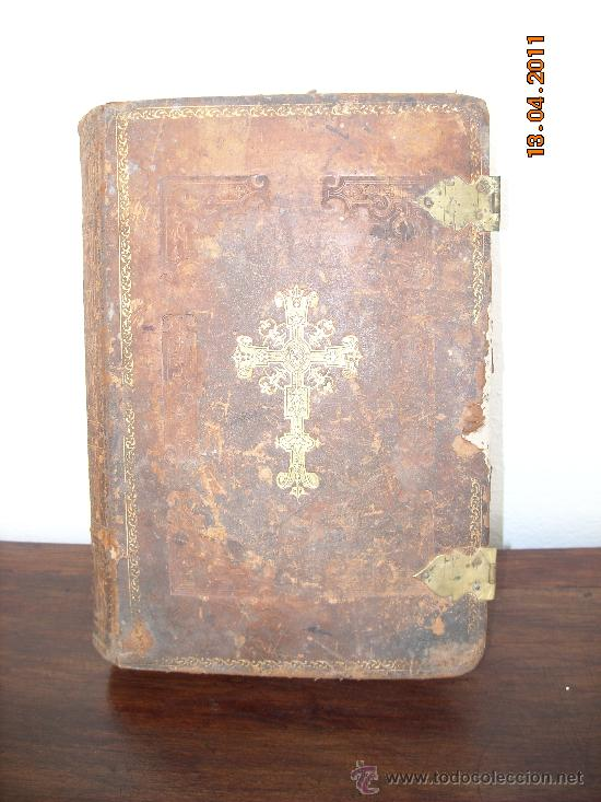 BREVARIUM ROMANUM 1870 (Libros Antiguos, Raros y Curiosos - Religión)