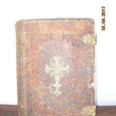 Libros antiguos: BREVARIUM ROMANUM 1870. Lote 26281269