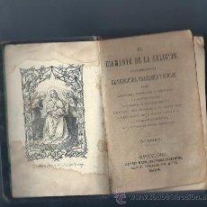 Libros antiguos: EL DIAMANTE DE LA RELIGION 1879. Lote 26281631